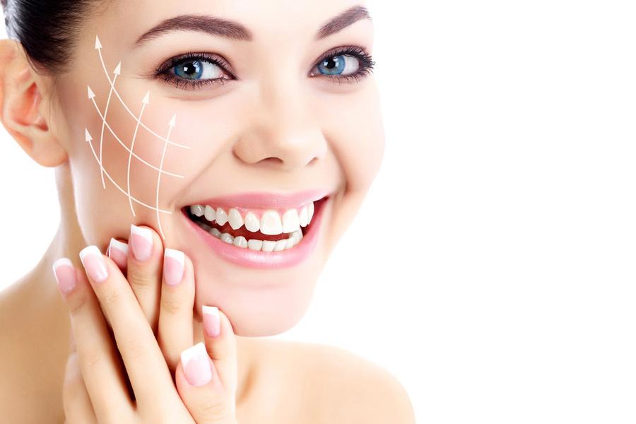 Das Mittel für die Verjüngung der Gesichtshaut